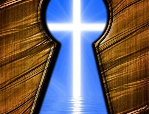 Du kan frimodigt närma dig Gud!